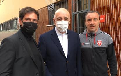 """Galliani: """"Rischiavo la vita e pensavo al Monza"""""""
