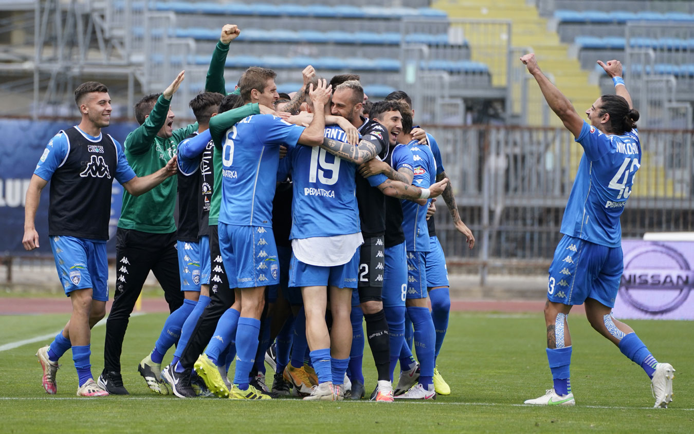 Empoli vs Cosenza - Serie BKT 2020/2021