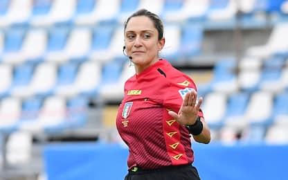 Svolta, Maria Marotta primo arbitro donna in B