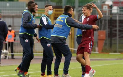 Cittadella in semifinale playoff: Brescia ko 1-0