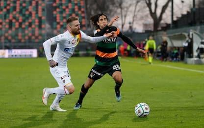 Venezia-Lecce 0-0 LIVE: Johnsen e Coda dal 1'