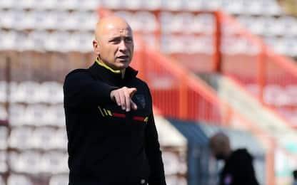 Lecce, Corini esonerato dopo sconfitta nei playoff