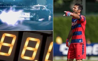 Buffon ritorna al futuro: a Parma 7339 giorni dopo