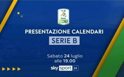 Il calendario in LIVE streaming dalle 19