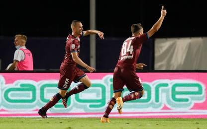 Cittadella in festa con Frare: Vicenza battuto 1-0