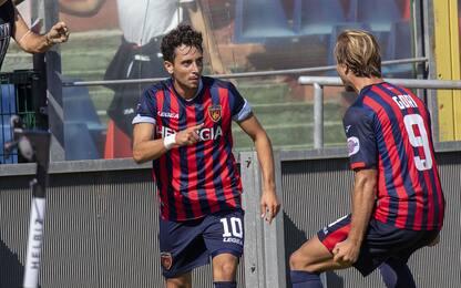 Il Cosenza si sblocca, Vicenza battuto 2-1
