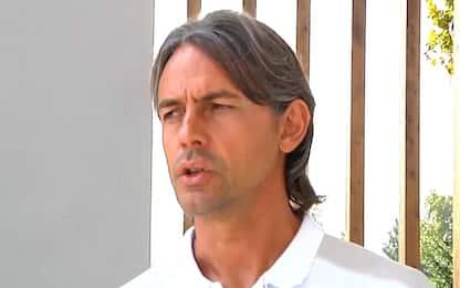 """Inzaghi: """"Bello il primato ma è solo l'inizio"""""""
