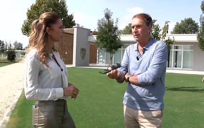 """Cellino: """"Centro sportivo l'investimento migliore"""""""