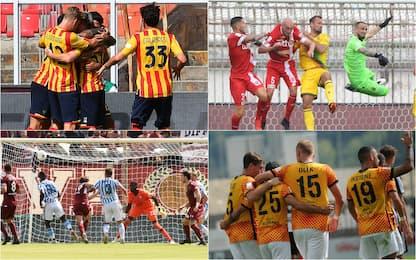 Pisa a punteggio pieno, colpo Benevento ad Ascoli