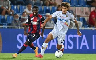 Crotone vs Lecce - Serie BKT 2021/2022