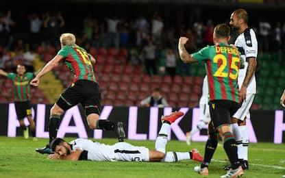 Il Parma cade ancora: la Ternana lo piega 3-1