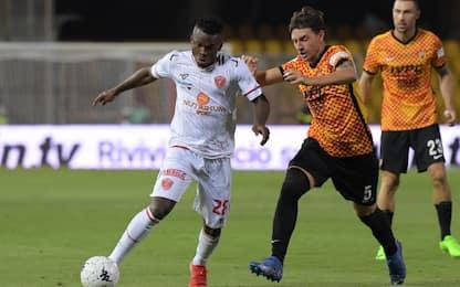 Benevento-Perugia 0-0, vincono Como e Vicenza