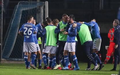 Benevento e Brescia tornano a vincere. Colpo Monza