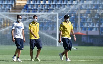 Serie B, Frosinone-Ascoli si gioca alle 18