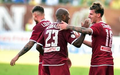 Serie C, i risultati della 14^ giornata