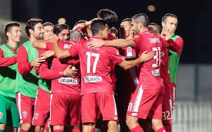 Serie C, i risultati della 17^ giornata