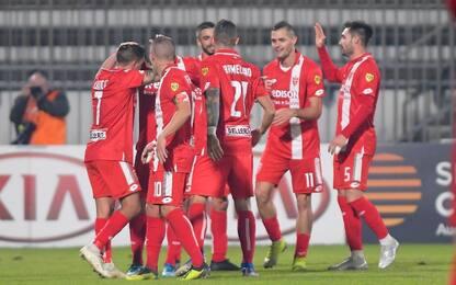 Serie C, i risultati della 18^  giornata