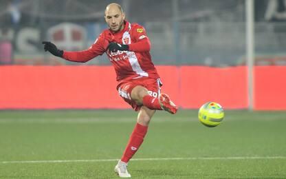 Paletta, primo gol in Serie C col Monza
