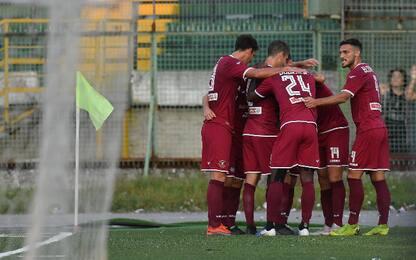 Serie C, i risultati della 27^ giornata