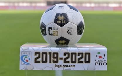Covid-19, Serie C: stop attività fino al 3 aprile