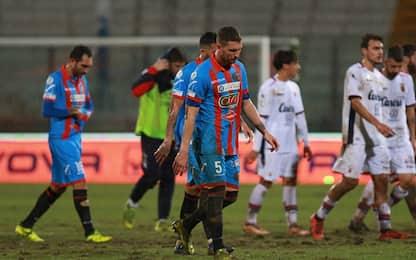Crisi Catania, i giocatori mettono in mora il club