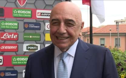 "Galliani: ""Ho trattato Boateng. Ibra troppo caro"""