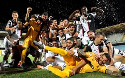 La Juventus U23 vince la Coppa Italia di Serie C