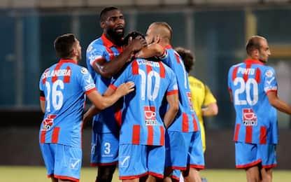 Catania, Novara e Padova al 2° turno dei playoff
