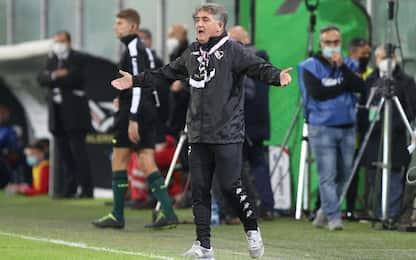 Il Palermo esonera Boscaglia, squadra in ritiro