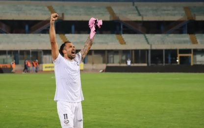 Derby al Palermo, Catania ko 0-1: decide Santana