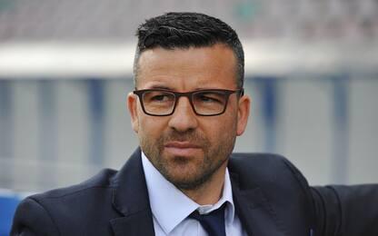 Di Natale è il nuovo allenatore della Carrarese