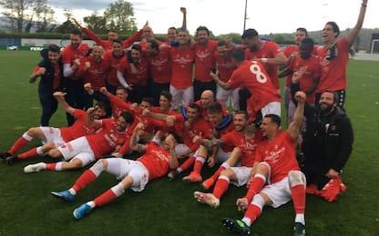 Il Perugia torna in Serie B dopo un anno
