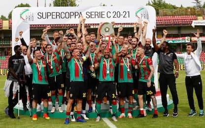 La Ternana vince la Supercoppa: Perugia ko 1-0