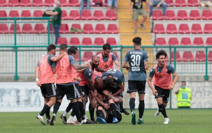 Playoff Serie C, il calendario delle semifinali