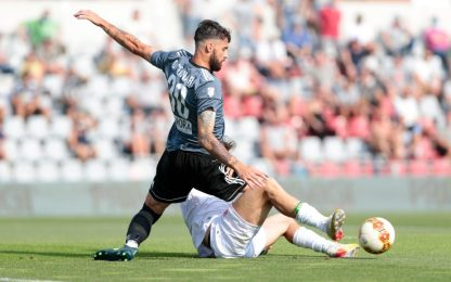 Alessandria-Padova 0-0 LIVE: supplementari