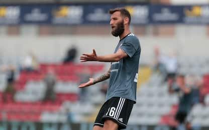 Alessandria-Padova 0-0 LIVE: chance per Corazza
