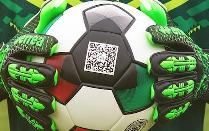 Nuovo pallone Serie C: è dotato di Qr code