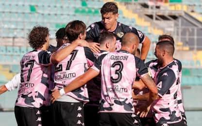Serie C, Messina-Palermo e altre 7 partite su Sky