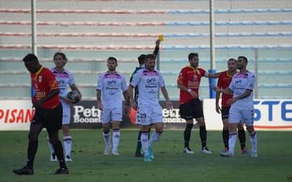 Messina-Palermo finisce 1-1: in gol Baldé e Soleri