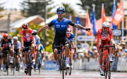Tour Down Under, Nizzolo vince quinta tappa