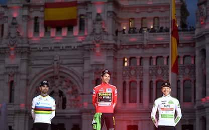 Vuelta: niente Olanda, si parte dai Paesi Baschi