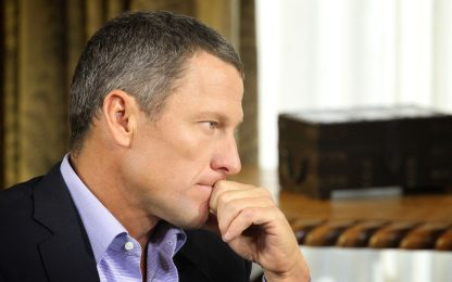 """Armstrong: """"Non escludo un legame doping-cancro"""""""