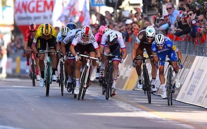 Calendario ciclismo: Milano-Sanremo l'8 agosto