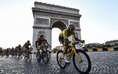 Tour 2024, si studia partenza dall'Italia