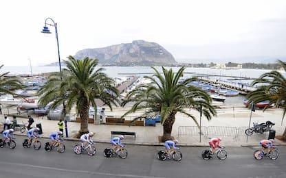 Giro 2020, il via con la crono Monreale-Palermo