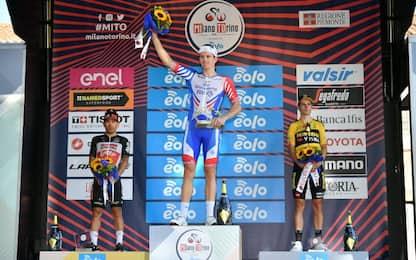 Milano-Torino: vince Demare davanti a Ewan