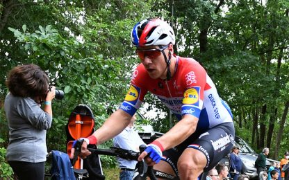 Jakobsen migliora, mercoledì torna in Olanda