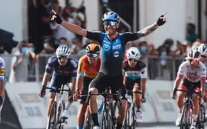 Nizzolo, che sprint: è il nuovo campione italiano