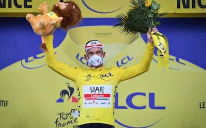 Kristoff vince a Nizza, sua la prima maglia gialla