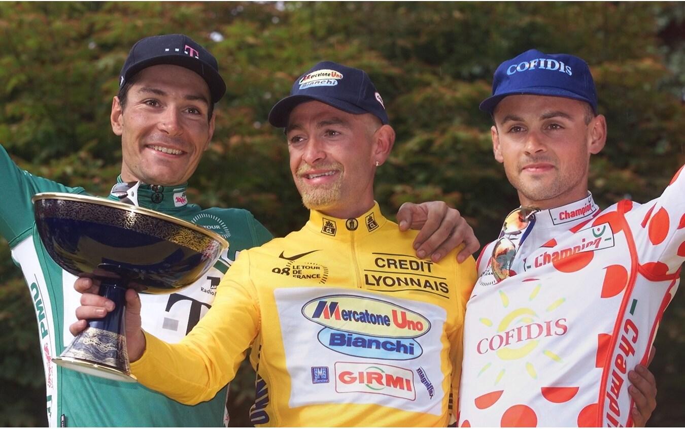 Marco Pantani re del Tour '98